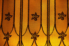 Curtain background Stock Image