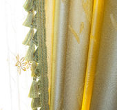 The curtain Stock Images