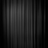 Curtain black background Royalty Free Stock Image