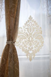 Curtain decoration Royalty Free Stock Photography