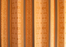 Curtain detail. Royalty Free Stock Image