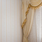 Curtain detail Royalty Free Stock Photography