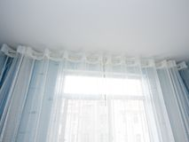 Curtain detail Royalty Free Stock Photo