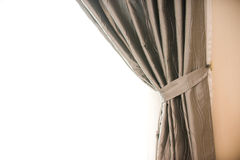 Curtain detail Royalty Free Stock Image