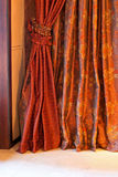 Curtain detail Royalty Free Stock Photos