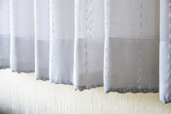 Curtain. Detail shot curtain decorative tassel Royalty Free Stock Image