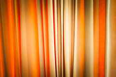 Curtain or drapery pattern Stock Image