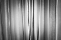 Curtain or drapery pattern Royalty Free Stock Image