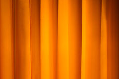 The curtain filters. The sun light Royalty Free Stock Photography