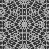 Curtain lace seamless generated texture Stock Photo