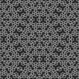 Curtain lace seamless generated texture Royalty Free Stock Photography