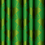 Curtain pattern Royalty Free Stock Images