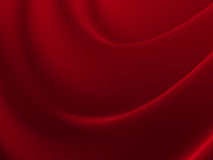Curtain Red Royalty Free Stock Photos
