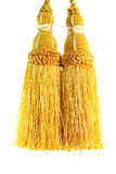 Curtain Tassel Stock Photography