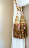 Curtain Tassels Stock Image