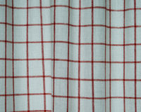 Curtain Texture. A texture image of plaid curtains Royalty Free Stock Photos
