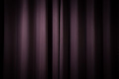 Curtain texture Stock Images
