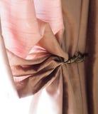 Curtain tie back Royalty Free Stock Photos