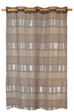 Curtain. Isolated Stock Photography