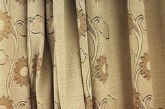 Curtain2 Royalty-vrije Stock Foto's