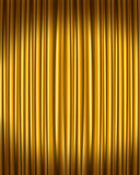 Curtains. Golden color theatre curtain background Stock Images