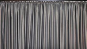 Curtains Background Royalty Free Stock Photo