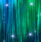 Curtains with Sparkle Royalty Free Stock Images