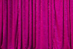 Curtains in theater Stock Photo