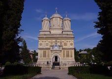 curtea de церков arges Стоковое Фото