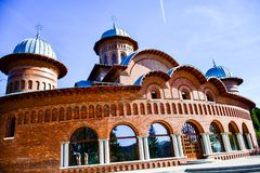 Curtea de Argeș Monastery Royalty Free Stock Photography