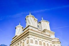 Curtea de Argeș Monastery Royalty Free Stock Photo