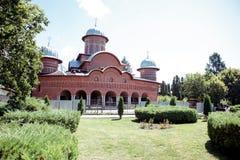 Curtea de Arges νέος καθεδρικός ναός Στοκ Εικόνα