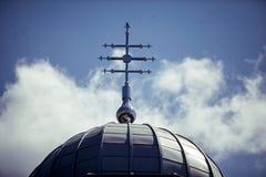 Curtea de Arges νέος καθεδρικός ναός Στοκ Φωτογραφίες