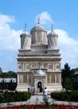 curtea de Arges Cathedral 免版税库存照片