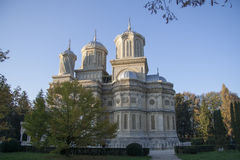 Curtea de Arges cathedral Royalty Free Stock Photography