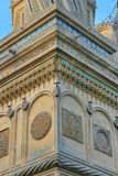 Curtea de Arges Cathedral - détail Photo stock