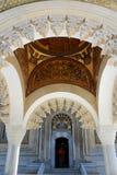 Curtea de Arges Kloster, Rumänien fotografering för bildbyråer