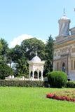 Curtea de Arges Monastery,罗马尼亚 库存照片