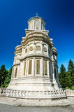 Curtea de Arges Monastery,罗马尼亚 免版税库存图片