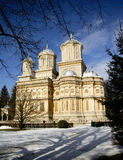 Curtea de Arges monastery Stock Photography