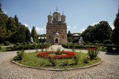 Curtea de Arges monastery Royalty Free Stock Photography