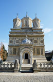 Travel to Romania: Curtea de Arges Monastery  Stock Photos