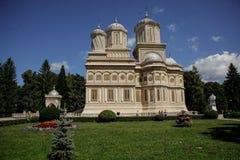 Curtea de Arges monastery Royalty Free Stock Photos