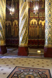 Curtea de Arges Monastery, Romania fotografie stock