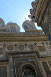 Curtea de Arges Monastery, Romania immagine stock