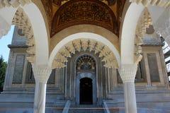 Curtea de Arges Monastery, Romania fotografia stock libera da diritti