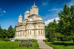Curtea de Arges Monastery, Romania immagine stock libera da diritti