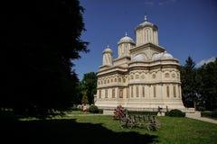 Curtea de Arges monastery Royalty Free Stock Photo
