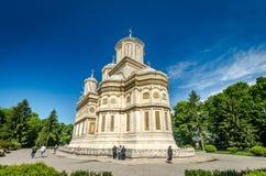 Curtea de Arges monastery, Romania. Stock Photography