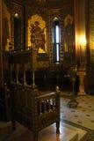 Curtea de Arges Monastery, Roumanie Photos libres de droits